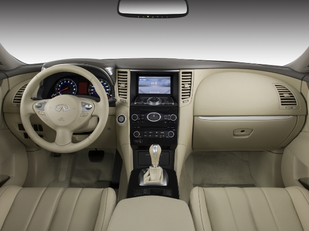 2009 Infiniti FX35 AWD Dashboard