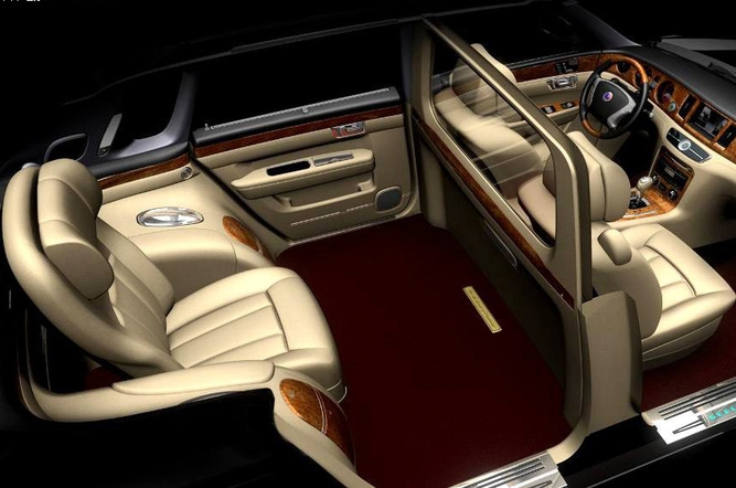 Top 7 Cars With Great Rear Seats The Ultimate Renaissance